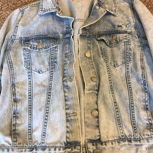 Topshop Jackets & Coats - Top Shop jean jacket
